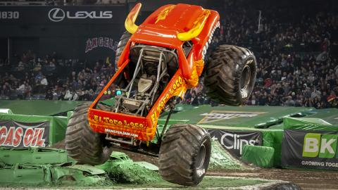 El Toro Loco - Photo by Susan Woolley 123EventPhotography.com