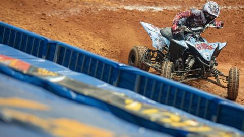 ATV action - Photo by Brett Moist