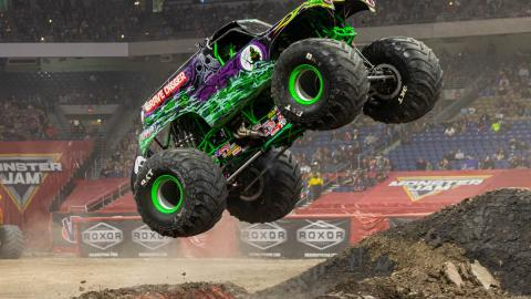 Grave Digger - Photo by Eric Stern
