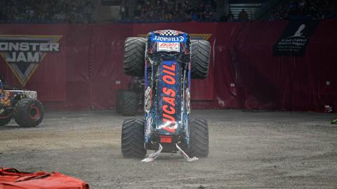 Lucas Oil Crusader - Photo by Kenny Lau
