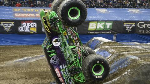 Grave Digger - Photo by Dave DeAngelis