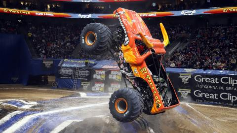 El Toro Loco - Photo by Kyle Riley