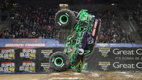 Grave Digger - Photo by Kyle Riley