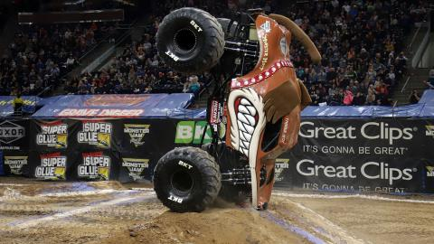 Monster Mutt - Photo by Kyle Riley