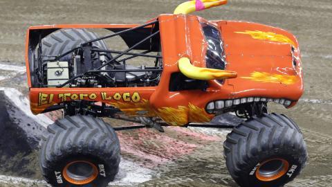 El Toro Loco - Photo by Dave DeAngelis