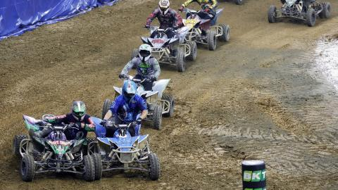 ATV Racing (Photo by Dave DeAngelis)