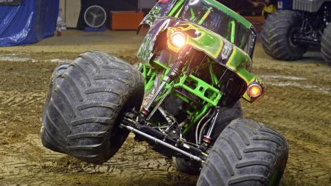 Grave Digger (Photo by Dave DeAngelis)