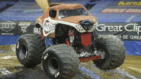 Monster Mutt (Photo by Dave DeAngelis)