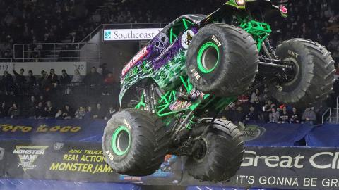 Grave Digger - Photo by Dalton Hastings