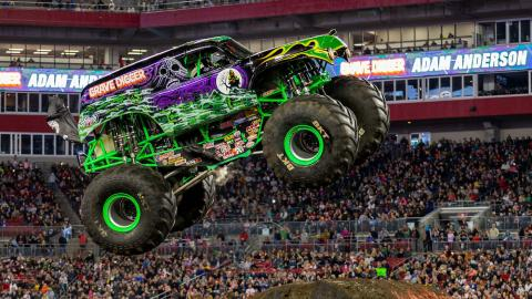 Grave DIgger - - Photos by Eric Stern