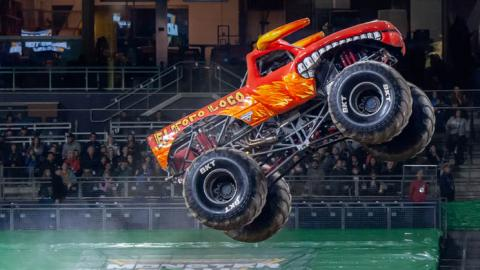 El Toro Loco - Photo by Susan Woolley,  123eventphotography.com