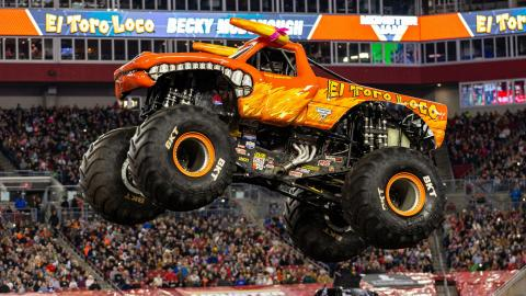 El Toro Loco - - Photos by Eric Stern