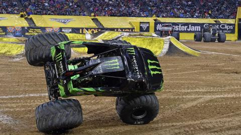 Monster Energy - Photo by Kenny Lau