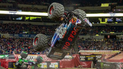 Lucas Oil Crusader - Photo by Eric Stern