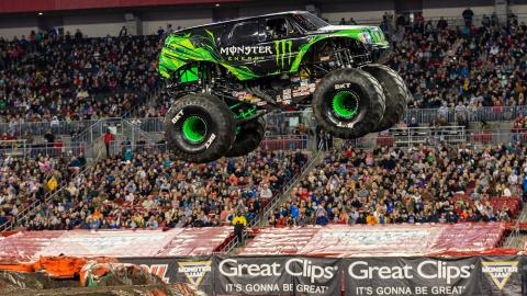 Monster Energy - - Photos by Eric Stern