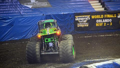 Grave Digger (Photo by Jason Twite)