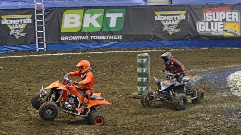 ATV Racing (Photo by Jason Twite)