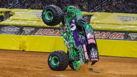 Grave Digger (Photo by Eric Stern)
