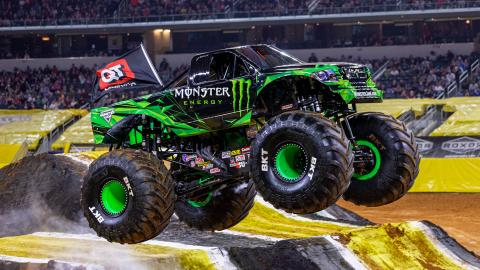 Monster Energy (Photo by Eric Stern)