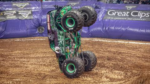 Grave Digger (Photo by Jen Bay)