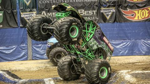Grave Digger Tennessee