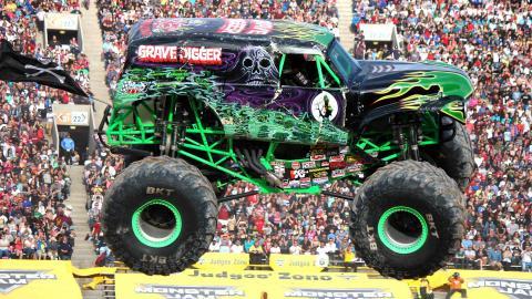 El Paso Tx Monster Jam
