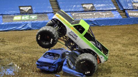 Monster Jam Cincinnati