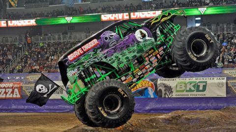 Wichita Ks Monster Jam