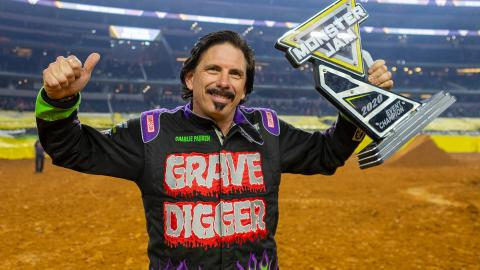 Grave Digger Wins