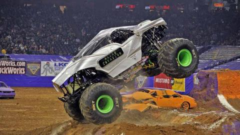 Trucks Monster Jam