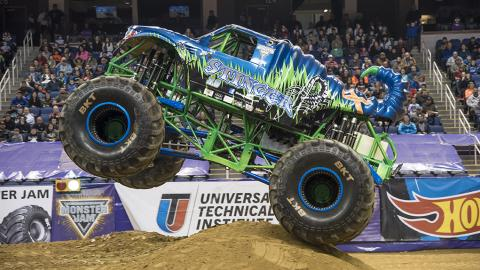 Stinger Monster Jam Truck