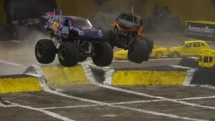 San Antonio Tx Monster Jam
